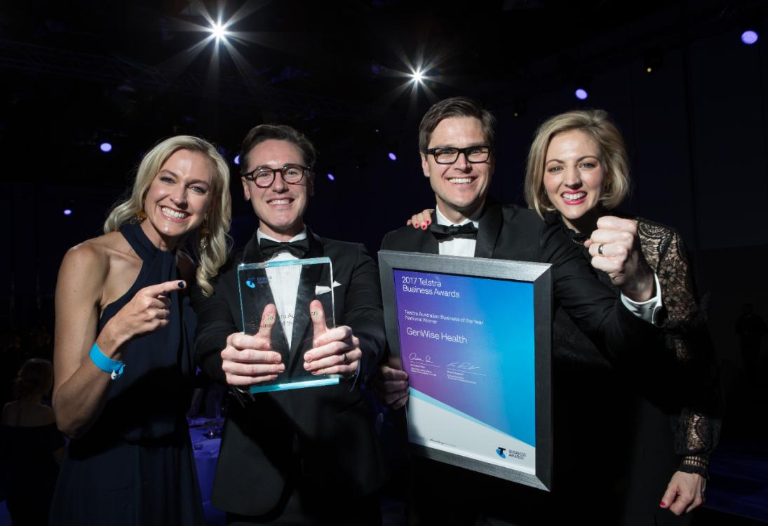 Be 'that' business show: Episode 34, Telstra Business Awards