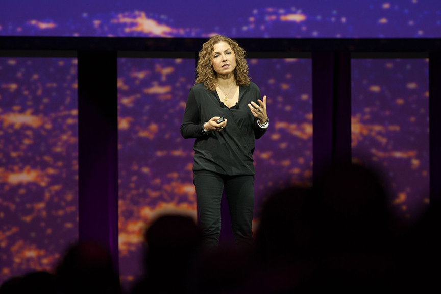 Anousheh Ansari on space travel, a child's drawing and a dream fulfilled.